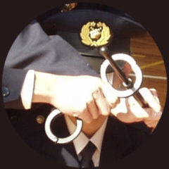 元警察官ケイ
